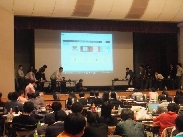 AQL開幕戦(11)東海リーグ編(2):「クイズ研究会がAQLの活躍によって全校集会で発表されたり、学校に垂れ幕が出たりする未来が訪れるかもしれない」