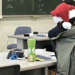 仙台第二高校:「自分がはっちゃけることですね。それで緊張を緩和できていればいいなと思ってます。」